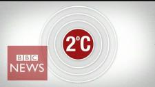 Embedded thumbnail for Why do two degrees matter? - BBC News