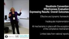 Embedded thumbnail for The Stockholm Convention Effectiveness Evaluation - Expressing results