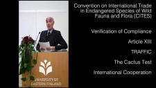 Embedded thumbnail for Convention on International Trade in Endangered Species of Wild Fauna and Flora (CITES)