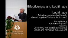 Embedded thumbnail for Effectiveness and Compliance of Multilateral Environmental Agreements (Japan)
