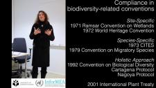 Embedded thumbnail for Compliance under biodiversity-related conventions- Introduction