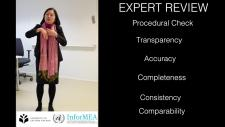 Embedded thumbnail for KP Compliance Mechanism - Expert Review