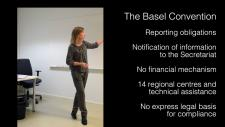 Embedded thumbnail for Introducing the Basel Convention