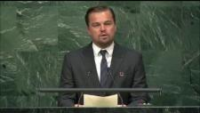 Embedded thumbnail for Leonardo DiCaprio - High-Level Signature Ceremony for the Paris Agreement
