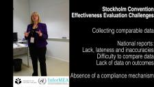 Embedded thumbnail for The Stockholm Convention Effectiveness Evaluation - Challenges