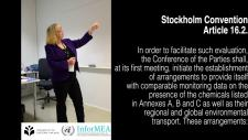 Embedded thumbnail for Evaluating MEAs Effectiveness - Article 16 Stockholm Convention