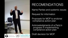 Embedded thumbnail for Montreal Compliance Procedure - Recommendations and measures