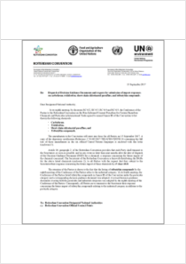 thumbnail.new?vault=Rotterdam&file=UNEP-FAO-RC-CRC-Ltr-DGD-FORM-ImportResponse.English.pdf