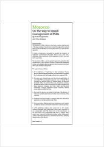 thumbnail.new?vault=Stockholm Production&file=UNEP-POPS-PAWA-CASES-MoroccoTheWayToSoundManagementOfPCBs.En.pdf
