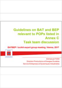 thumbnail.new?vault=Stockholm Production&file=UNEP-POPS-TOOLKIT-BATBEP-Presentation-04-GuidelinesBATBEP-2017.English.pdf