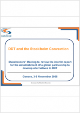 DDT and the Stockholm Convention  SSC  | InforMEA