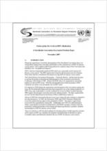 Future plans for work on DDT elimination: A Stockholm