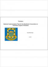 TUVALU National Implementation Plan for the Stockholm